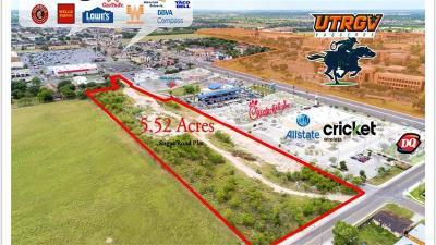 Edinburg Residential Lots & Land For Sale: 1200 W University Drive