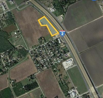 Cameron County Residential Lots & Land For Sale: 0000 Expressway 83 Street