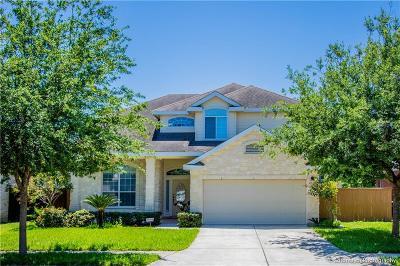 Mission Single Family Home For Sale: 3008 San Sebastian Street