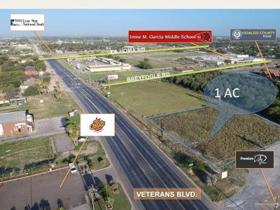 Mission Residential Lots & Land For Sale: 00 Veterans Boulevard