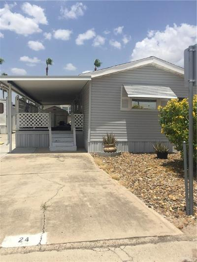 Mission Single Family Home For Sale: 24 Main Boulevard