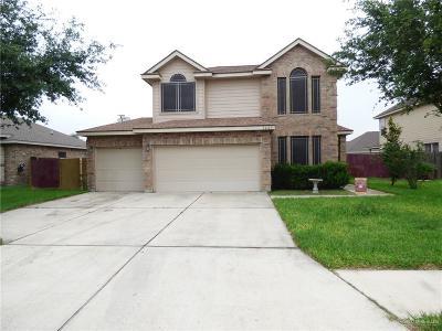 Mission Single Family Home For Sale: 1405 Las Brisas Drive