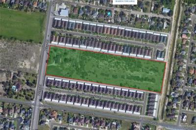 Pharr Residential Lots & Land For Sale: 3800 N Sugar Road