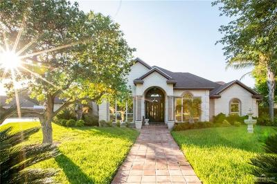 Mission Single Family Home For Sale: 2201 Summer Breeze Road