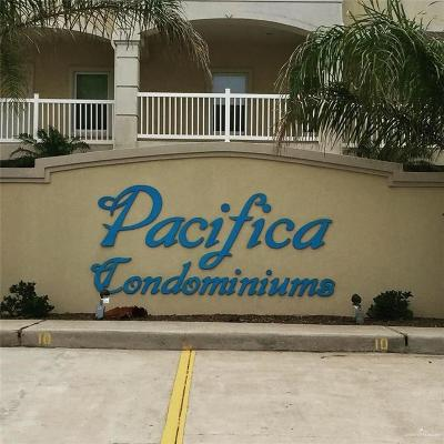South Padre Island TX Condo/Townhouse For Sale: $249,000