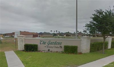 McAllen Residential Lots & Land For Sale: 3217 Hondo Avenue