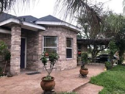 Edinburg Single Family Home For Sale: 21219 N Skinner Road