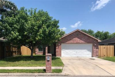 McAllen TX Single Family Home For Sale: $159,900