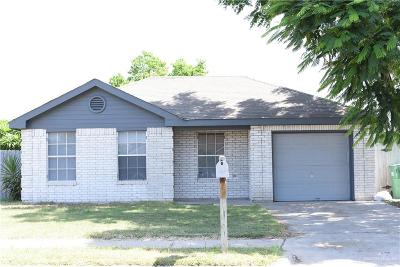 Pharr Single Family Home For Sale: 1207 Valle Vista Avenue