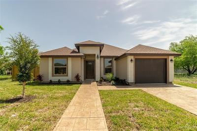Pharr Single Family Home For Sale: 1011 W Dove Avenue