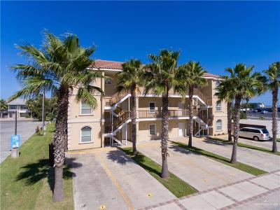 South Padre Island TX Condo/Townhouse For Sale: $199,000