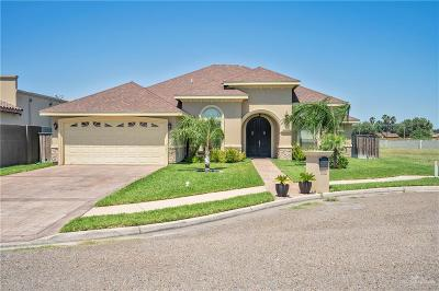 Pharr Single Family Home For Sale: 502 White Bugambilia