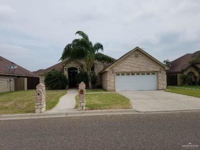 Single Family Home For Sale: 2532 Palm Circle