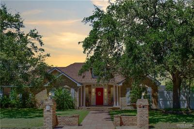 Weslaco Single Family Home For Sale: 1923 E 10th Street