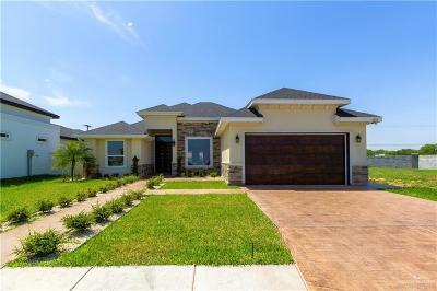 Pharr Single Family Home For Sale: 5507 N Mockingbird Avenue