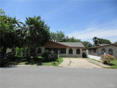 McAllen Single Family Home For Sale: 2209 N 25th Street