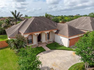 Weslaco Single Family Home For Sale: 609 Santa Elena Street