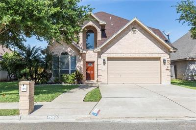 McAllen Single Family Home For Sale: 6209 N 25th Lane