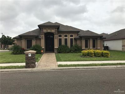 Pharr Single Family Home For Sale: 420 Adela Street