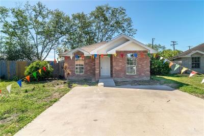 Weslaco Single Family Home For Sale: 3276 Los Arcos Circle