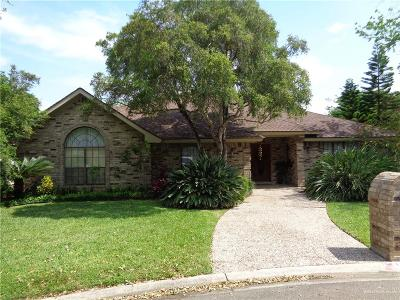 Mission Single Family Home For Sale: 1412 Grovewood Drive
