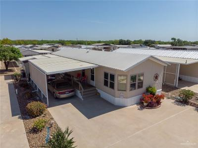 Mission Single Family Home For Sale: 7502 Broken Tee Drive