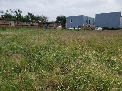 McAllen Residential Lots & Land For Sale: 513 N Cynthia Street