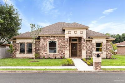 McAllen TX Single Family Home For Sale: $229,000