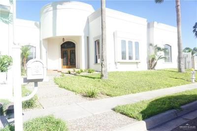 McAllen TX Condo/Townhouse For Sale: $218,000