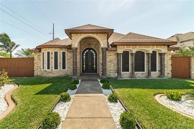 Pharr Single Family Home For Sale: 5120 N Huisache Avenue