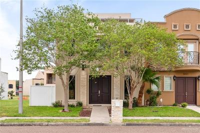 McAllen TX Condo/Townhouse For Sale: $199,000