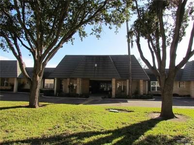 McAllen Condo/Townhouse For Sale: 100 E Yuma Avenue #34