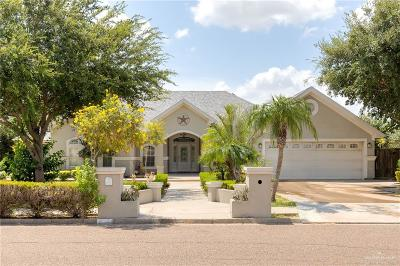 Mission Single Family Home For Sale: 1502 Terrace Drive
