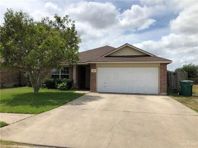 Pharr Single Family Home For Sale: 807 Darlene Avenue