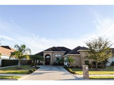 Single Family Home For Sale: 1900 Alex Drive