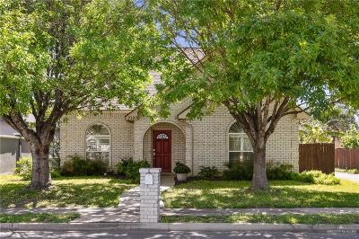 McAllen Single Family Home For Sale: 7100 N 5th Street