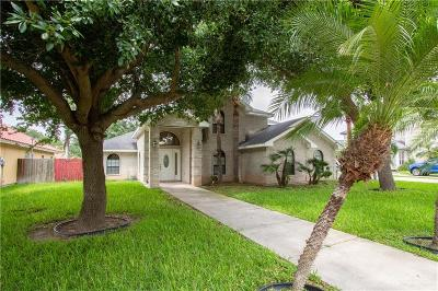 Mission Single Family Home For Sale: 1707 Merlin Drive