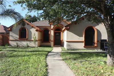 San Juan Single Family Home For Sale: 434 W 12th Street