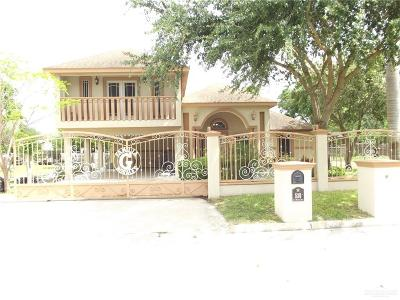 Single Family Home For Sale: 530 Mar Circle