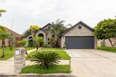 McAllen Single Family Home For Sale: 4113 Kiwi Avenue