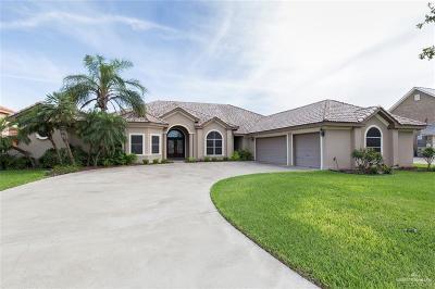 Mission Single Family Home For Sale: 2100 Sunrise Lane