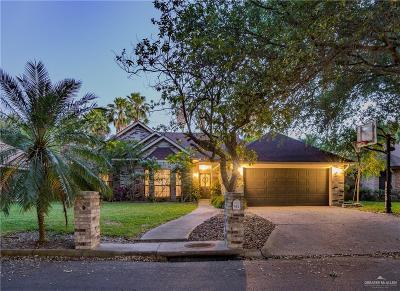 McAllen Single Family Home For Sale: 405 Kiwi