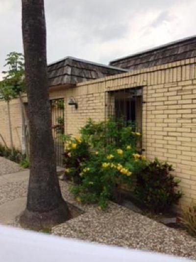 McAllen TX Condo/Townhouse For Sale: $125,000