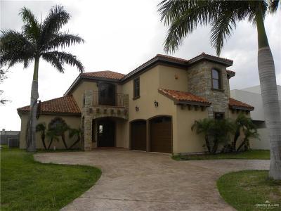 McAllen TX Single Family Home For Sale: $254,500