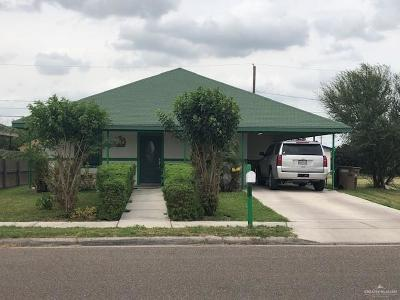 Edinburg Single Family Home For Sale: 3211 Neptune Street