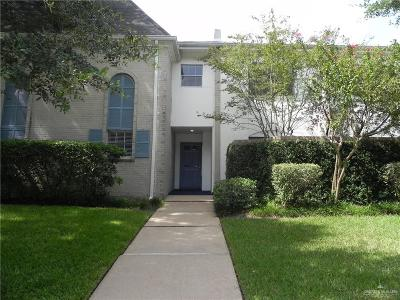 Condo/Townhouse For Sale: 2700 Bellefontaine Street #Apt B15