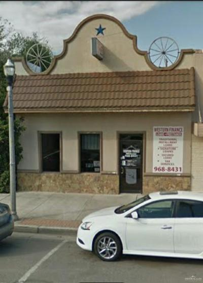 Weslaco Commercial For Sale: 512 S Texas Boulevard