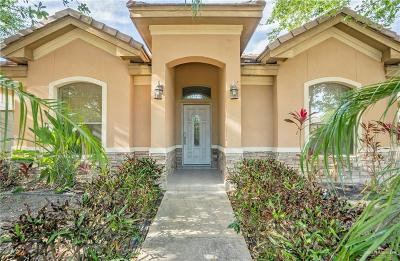 McAllen Single Family Home For Sale: 613 E Thornhill Avenue