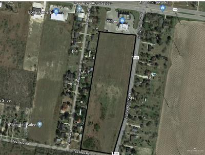 Residential Lots & Land For Sale: Val Verde Road