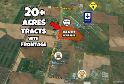 Residential Lots & Land For Sale: 00 N Us Highway 281 Highway